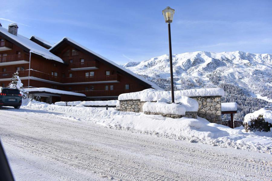 Alquiler al esquí Résidence Frasse - Méribel
