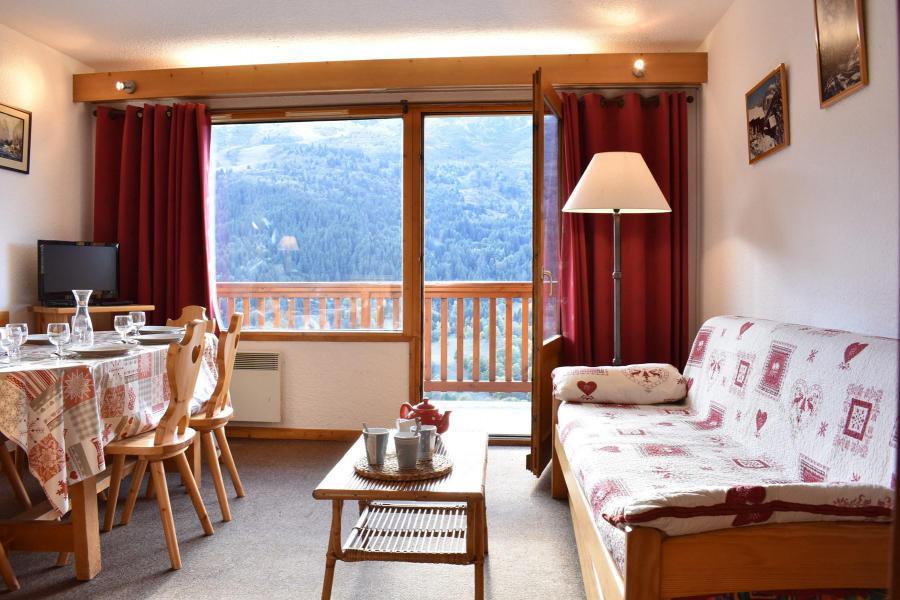 Location au ski Appartement 3 pièces 6 personnes (9C) - Résidence Frasse - Méribel - Séjour