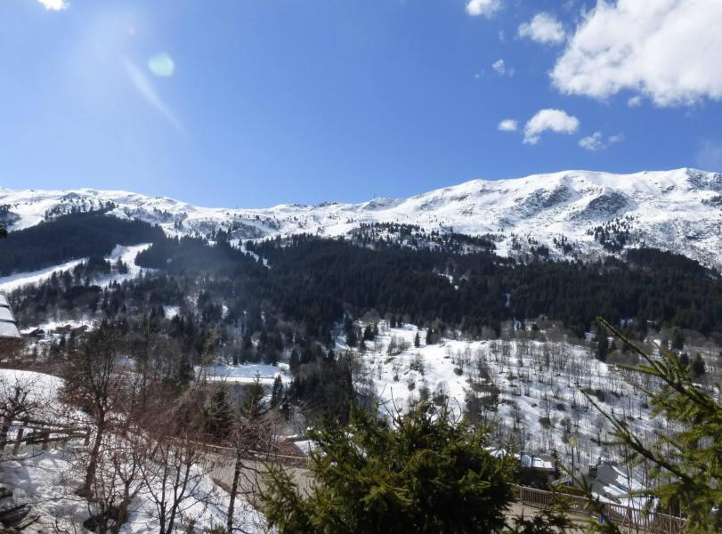 Location au ski Appartement 3 pièces coin montagne 6 personnes (02) - Résidence Frenes - Méribel