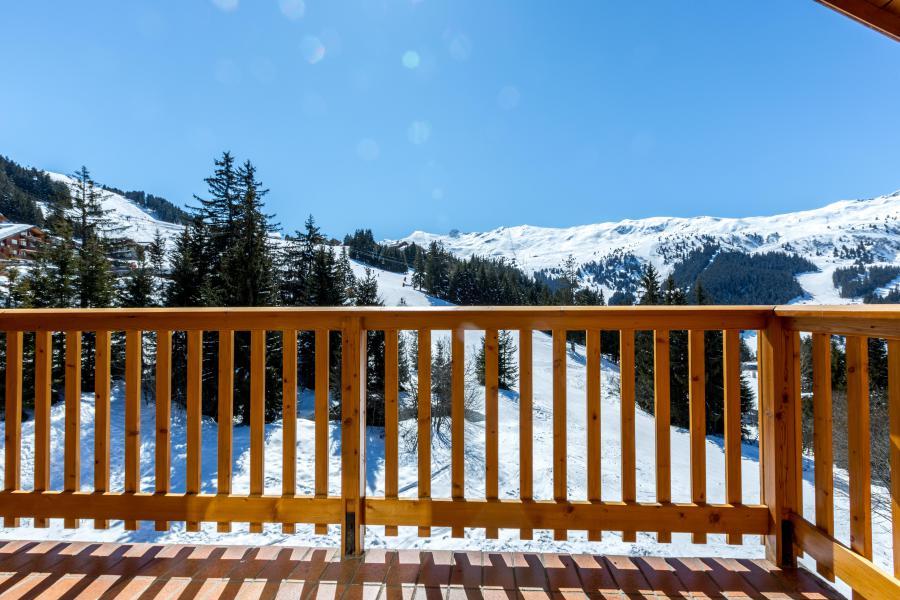 Vacaciones en montaña Apartamento 3 piezas mezzanine para 5 personas (14) - Résidence Gelinotte - Méribel - Invierno