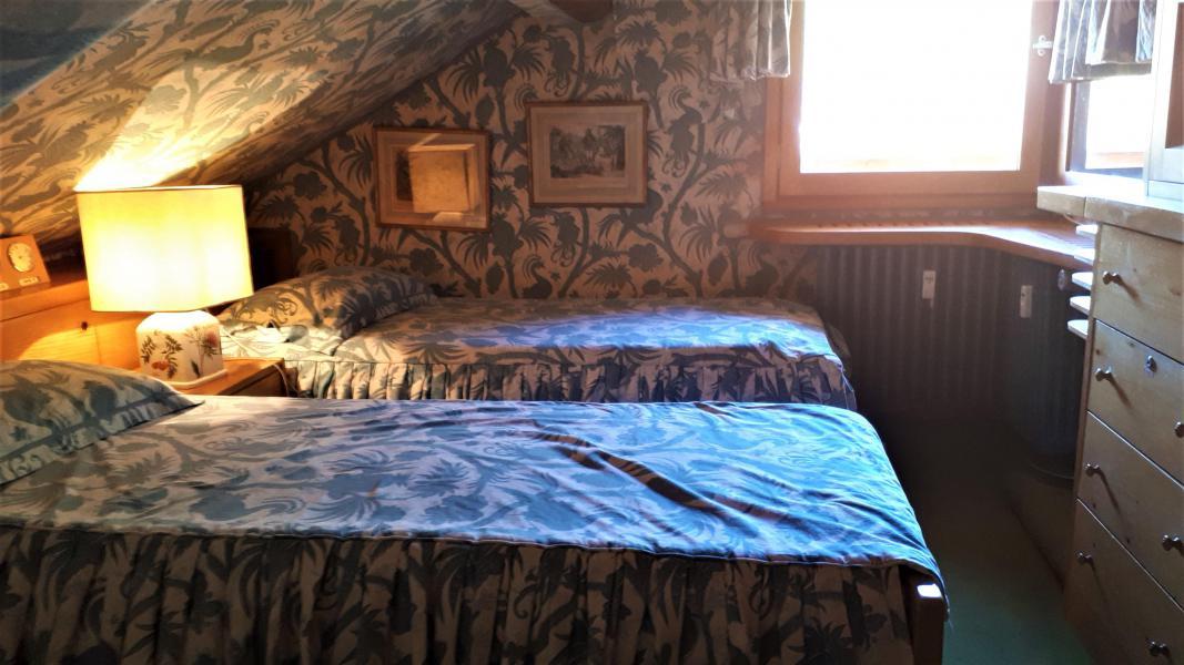 Location au ski Appartement 3 pièces mezzanine 5 personnes (14) - Résidence Gelinotte - Méribel - Lit simple