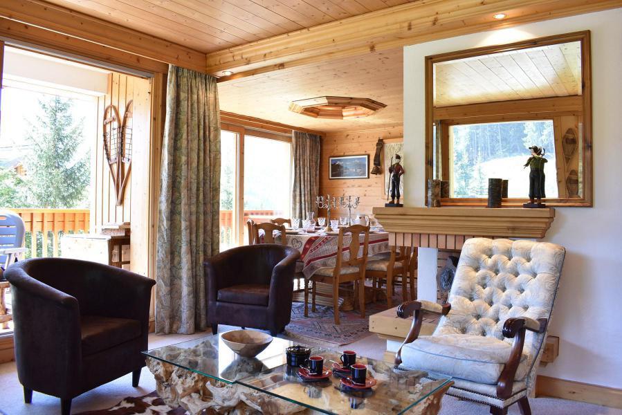 Alquiler al esquí Apartamento 4 piezas para 8 personas (9) - Résidence Grand Tétras - Méribel