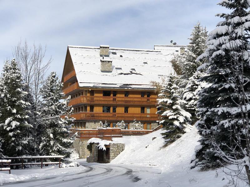 Alquiler al esquí Résidence Grand Tétras - Méribel