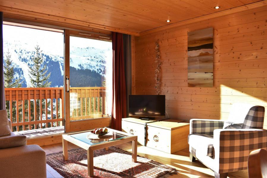 Location au ski Appartement 2 pièces 2 personnes (007) - Résidence Grand Tétras - Méribel