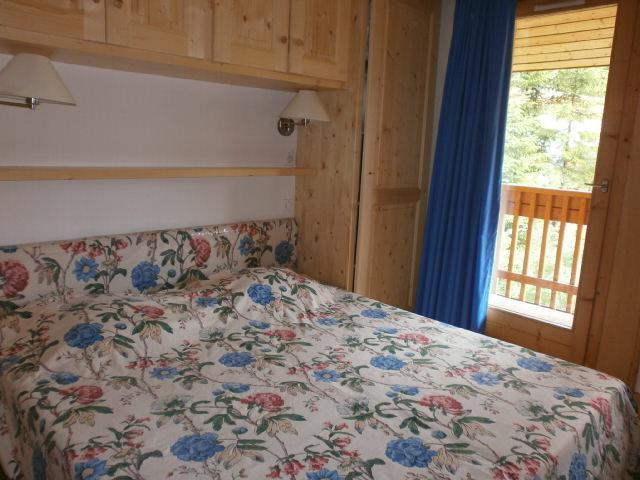 Location au ski Appartement 4 pièces 8 personnes (13) - Residence Grand Tetras - Méribel - Chambre