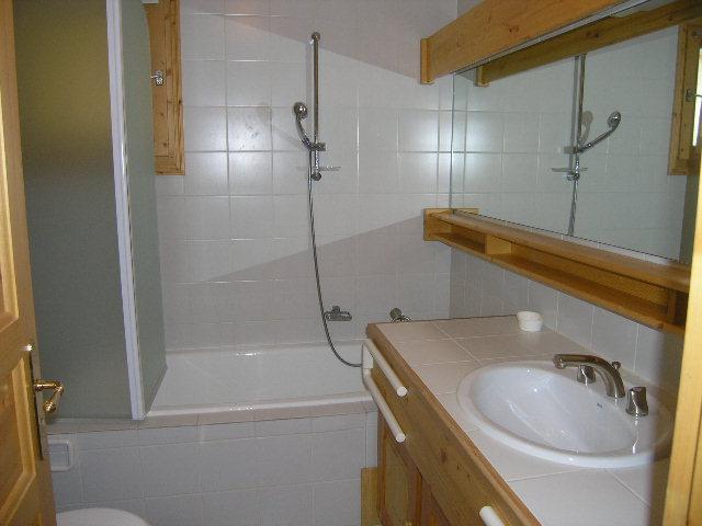 Location au ski Appartement 4 pièces 8 personnes (13) - Residence Grand Tetras - Méribel - Salle de bains