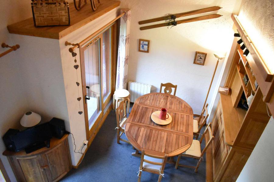 Alquiler al esquí Apartamento dúplex 5 piezas 8 personas (6) - Résidence Hauts de Chantemouche - Méribel