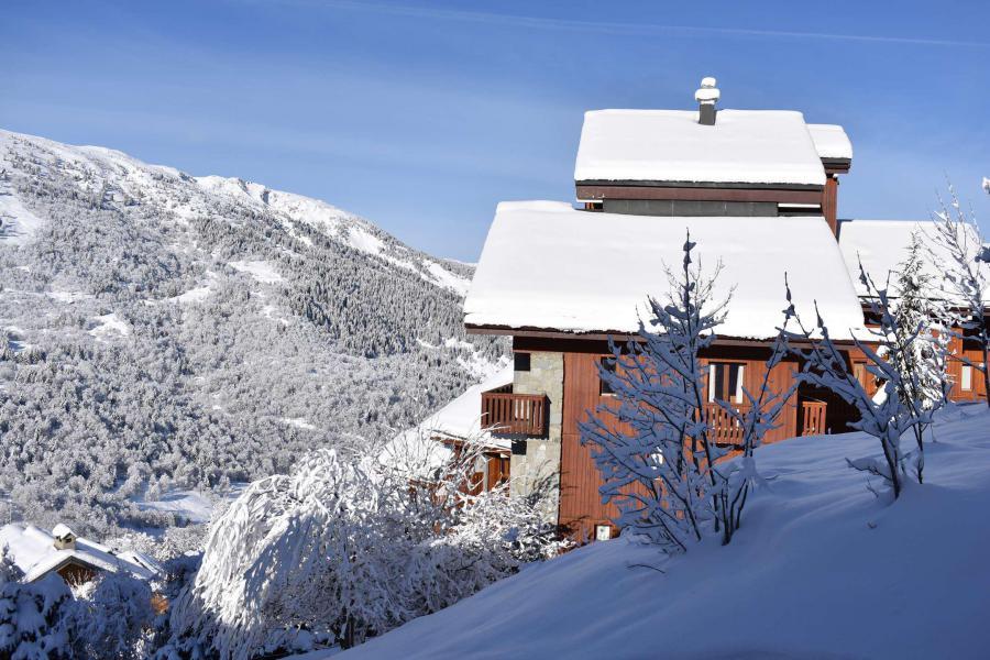 Alquiler al esquí Résidence Hauts de Chantemouche - Méribel