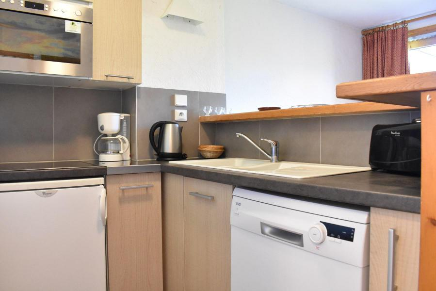 Alquiler al esquí Apartamento dúplex 4 piezas 8 personas (15) - Résidence Hauts de Chantemouche - Méribel