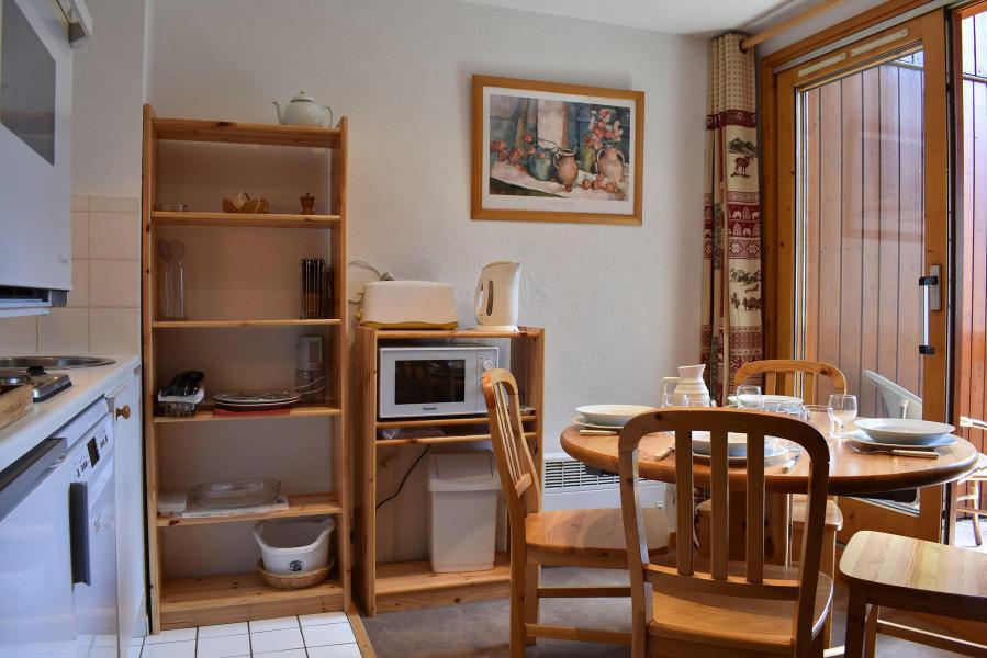 Location au ski Appartement 3 pièces 6 personnes (11) - Résidence Hauts de Chantemouche - Méribel - Appartement
