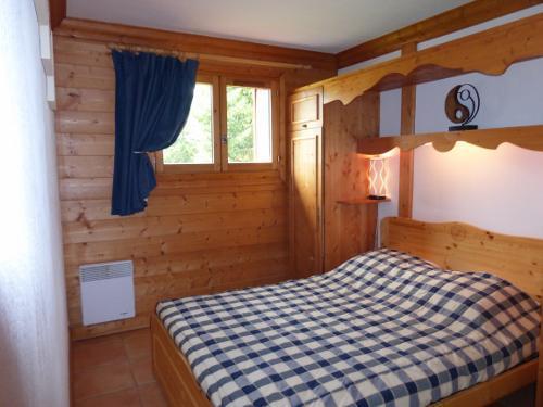 Location au ski Appartement 3 pièces 6 personnes - Residence Jardin D'eden - Méribel - Chambre