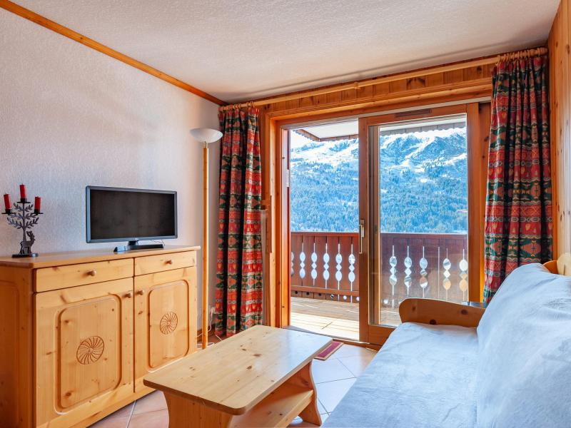Location au ski Appartement 3 pièces 5 personnes (C11) - Résidence Jardins d'Hiver - Méribel - Séjour