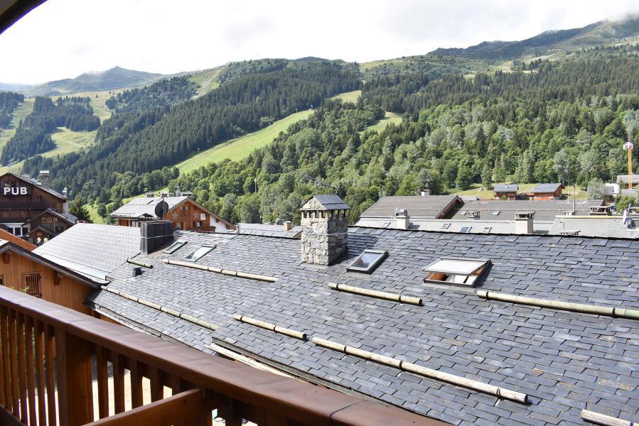 Location au ski Studio 4 personnes (9 BIS) - Résidence l'Arolaz I - Méribel