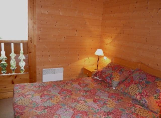 Location au ski Appartement 3 pièces 6 personnes - Residence L'aubepine - Méribel - Chambre