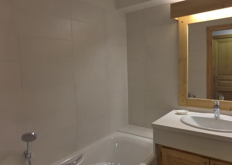 Location au ski Appartement 3 pièces 6 personnes - Residence L'aubepine - Méribel - Salle de bains