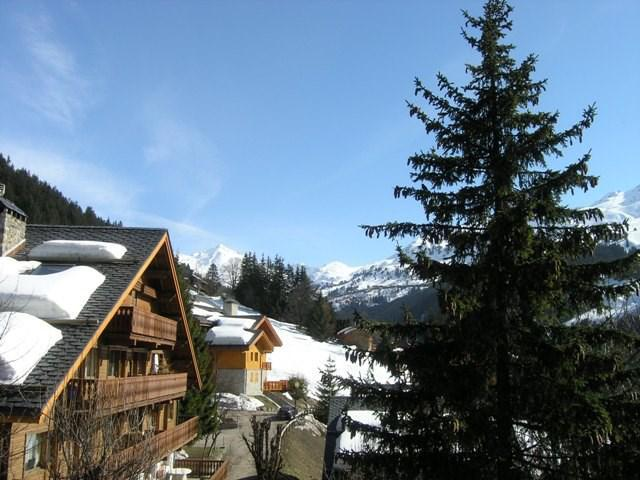 Vacances en montagne Appartement 3 pièces 5 personnes (17) - Résidence l'Edelweiss - Méribel - Extérieur hiver