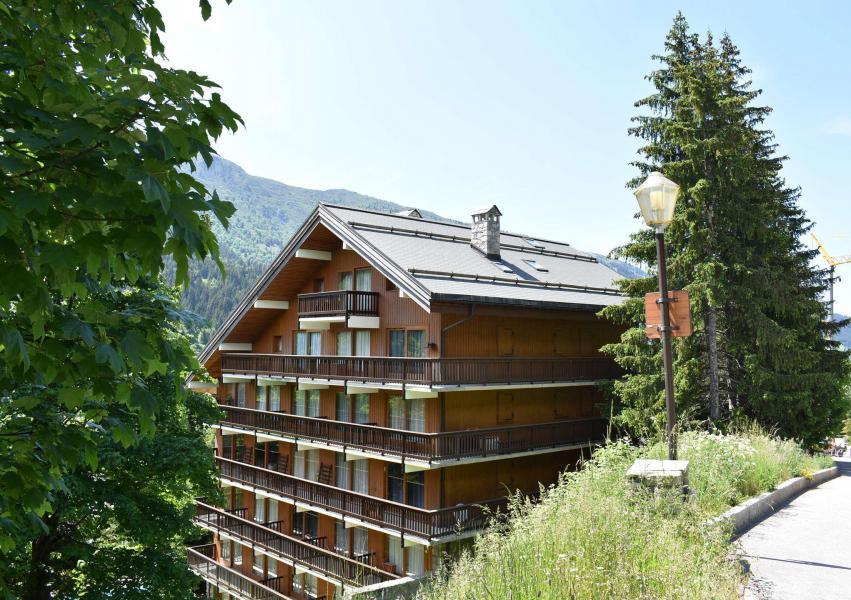 Alquiler al esquí Résidence l'Edelweiss - Méribel