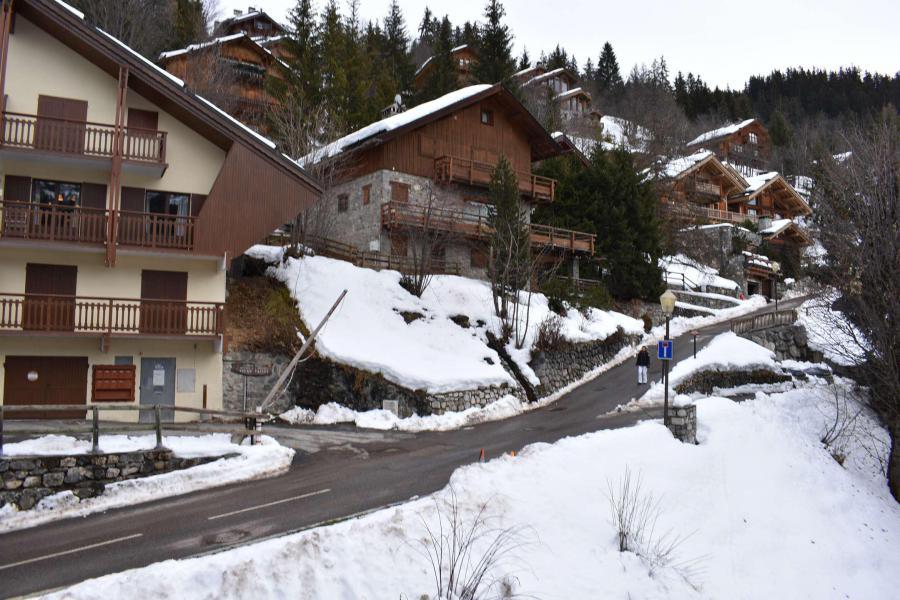 Alquiler al esquí Apartamento 3 piezas para 5 personas (17) - Résidence l'Edelweiss - Méribel