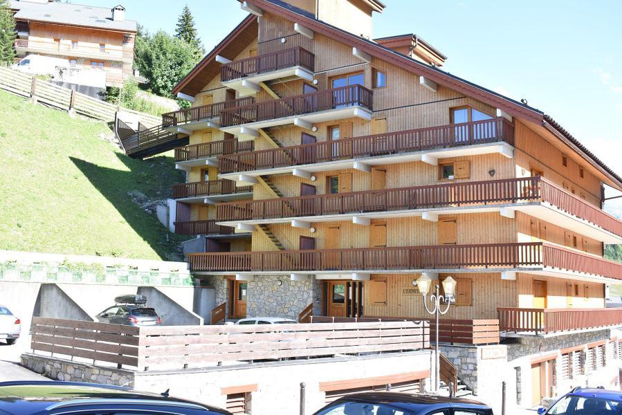 Alquiler al esquí Estudio para 4 personas (031) - Résidence l'Ermitage - Méribel
