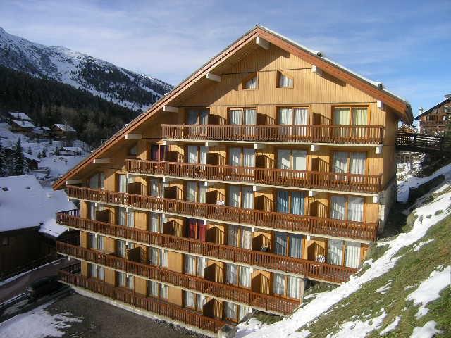 Alquiler al esquí Résidence l'Ermitage - Méribel