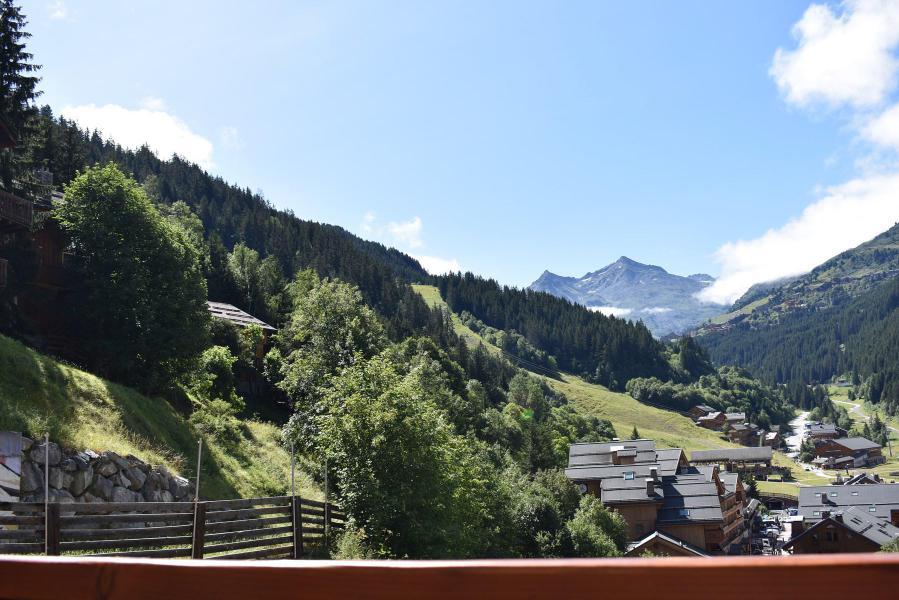 Alquiler al esquí Estudio duplex para 3-5 personas (36) - Résidence l'Ermitage - Méribel