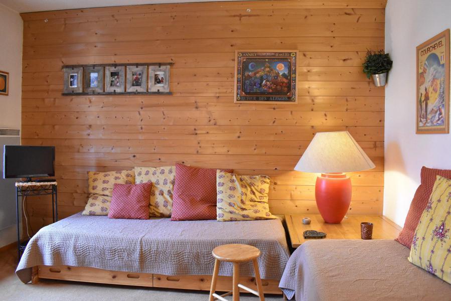 Alquiler al esquí Estudio para 2 personas (12) - Résidence l'Ermitage - Méribel