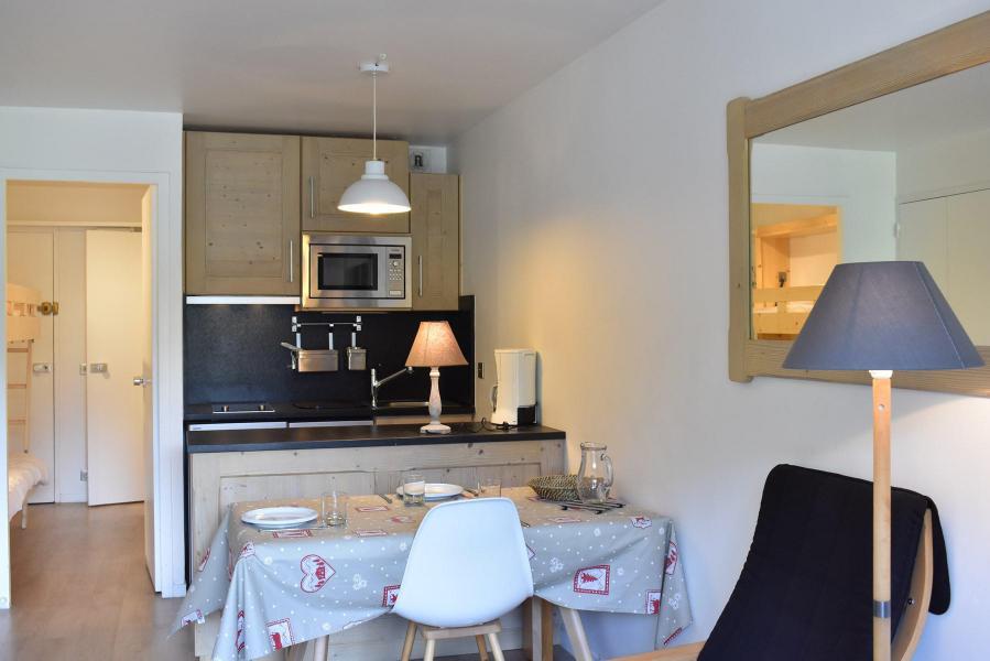 Alquiler al esquí Estudio para 4 personas (031) - Résidence l'Ermitage - Méribel - Apartamento