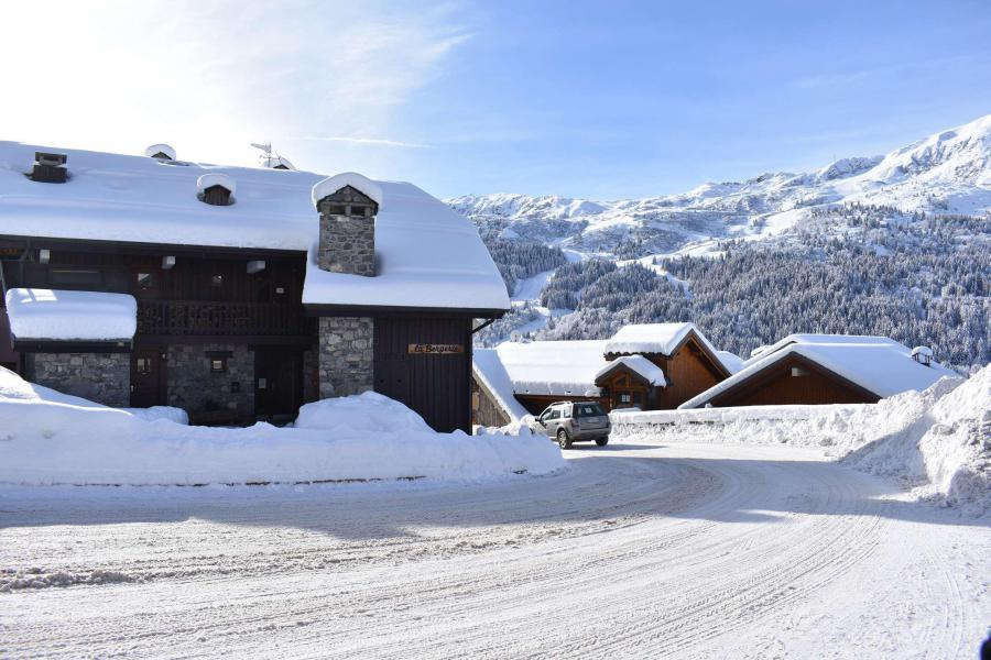 Alquiler al esquí Estudio para 4 personas (A2) - Résidence la Bergerie - Méribel