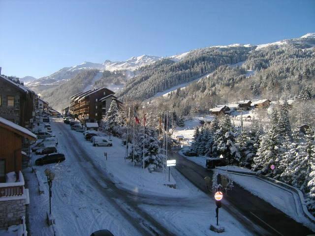 Alquiler al esquí Estudio para 5 personas (F2) - Résidence la Croix de Verdon - Méribel