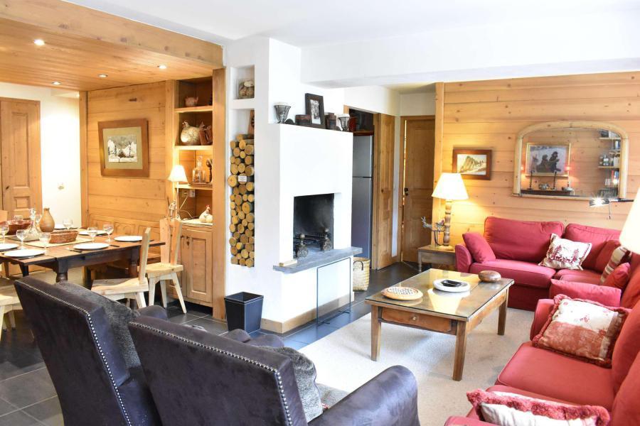 Location au ski Appartement duplex 6 pièces 12 personnes (B2) - Résidence la Croix de Verdon - Méribel