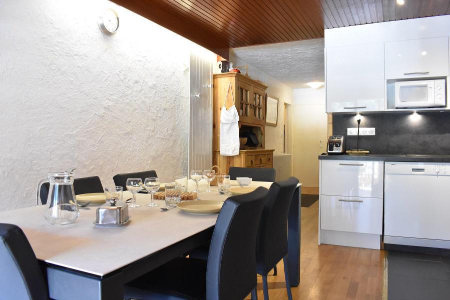 Alquiler al esquí Apartamento 5 piezas cabina duplex para 8 personas (J4) - Résidence la Croix de Verdon - Méribel - Apartamento