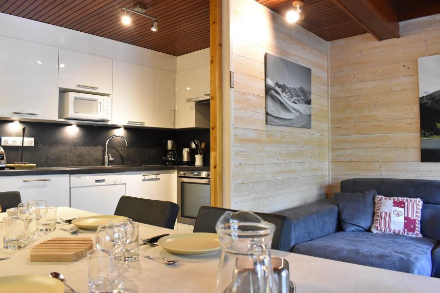 Location au ski Appartement duplex 5 pièces cabine 8 personnes (J4) - Résidence la Croix de Verdon - Méribel - Appartement