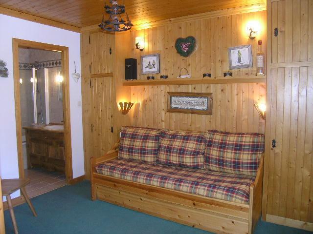 Location au ski Appartement 2 pièces 4 personnes (36) - Résidence la Forêt - Méribel