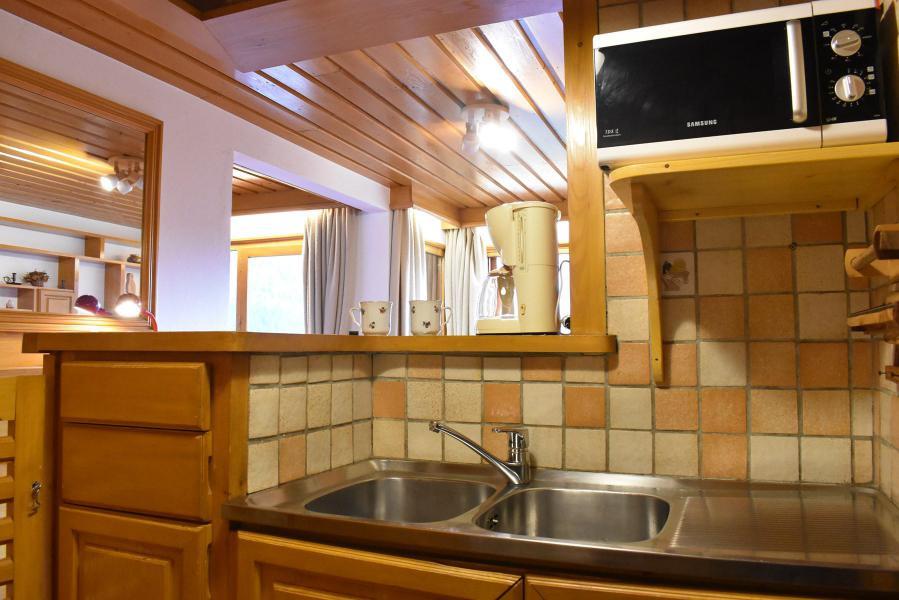 Location au ski Appartement 2 pièces 6 personnes (18) - Résidence la Forêt - Méribel
