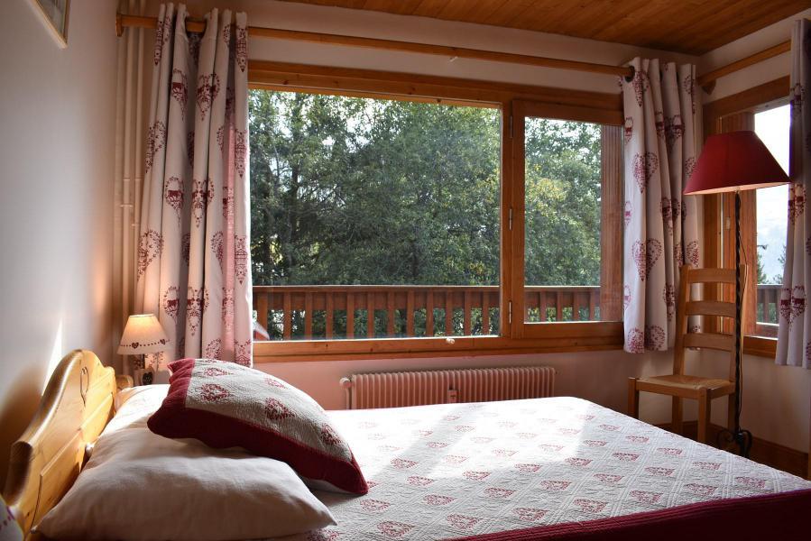 Alquiler al esquí Apartamento 3 piezas para 6 personas (20) - Résidence la Forêt - Méribel - Cama doble