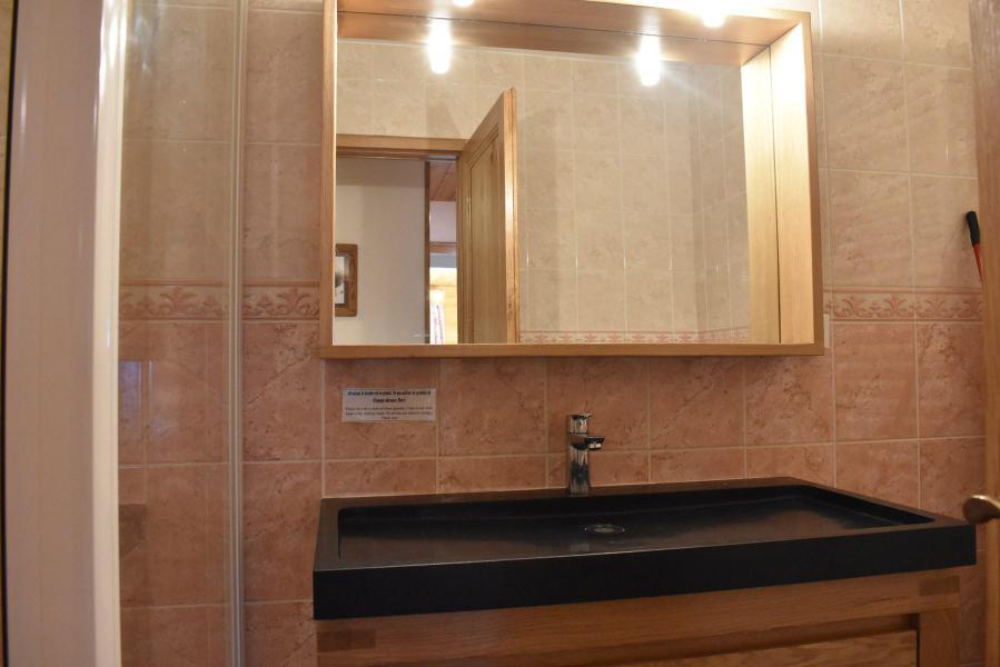 Alquiler al esquí Apartamento 3 piezas para 6 personas (20) - Résidence la Forêt - Méribel - Cuarto de baño