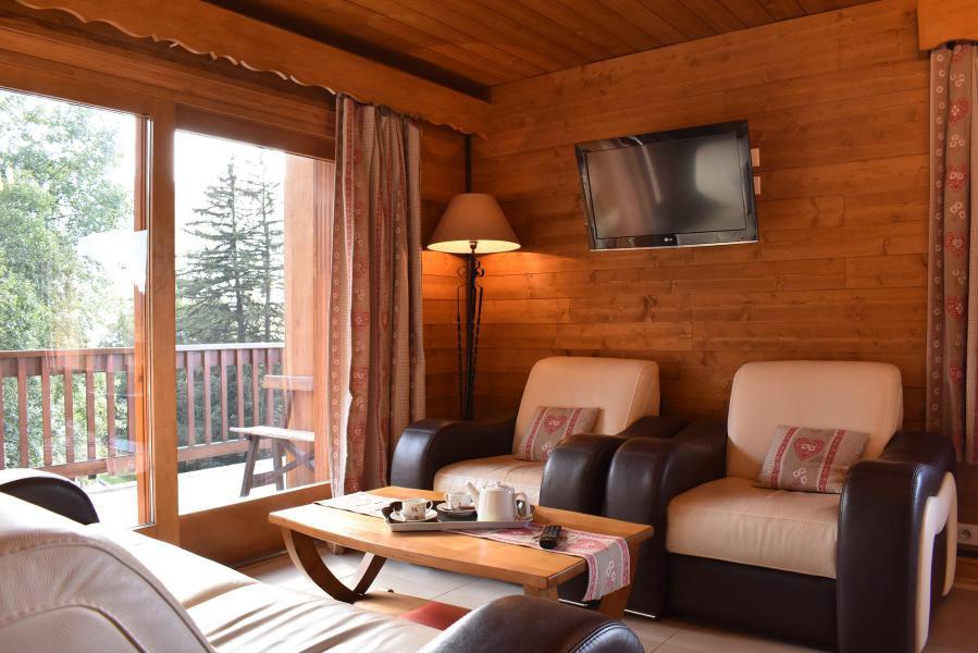 Alquiler al esquí Apartamento 3 piezas para 6 personas (20) - Résidence la Forêt - Méribel - Estancia