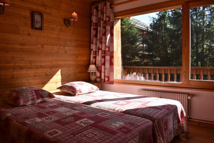 Alquiler al esquí Apartamento 3 piezas para 6 personas (20) - Résidence la Forêt - Méribel - Habitación