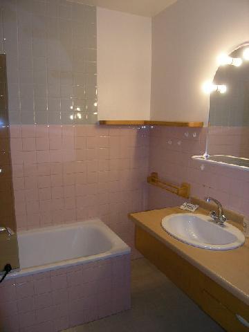 Location au ski Appartement 2 pièces 4 personnes (30) - Résidence la Forêt - Méribel - Kitchenette