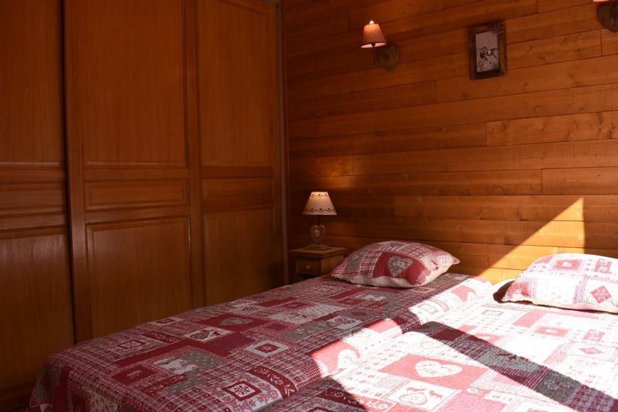Location au ski Appartement 3 pièces 6 personnes (20) - Résidence la Forêt - Méribel - Chambre