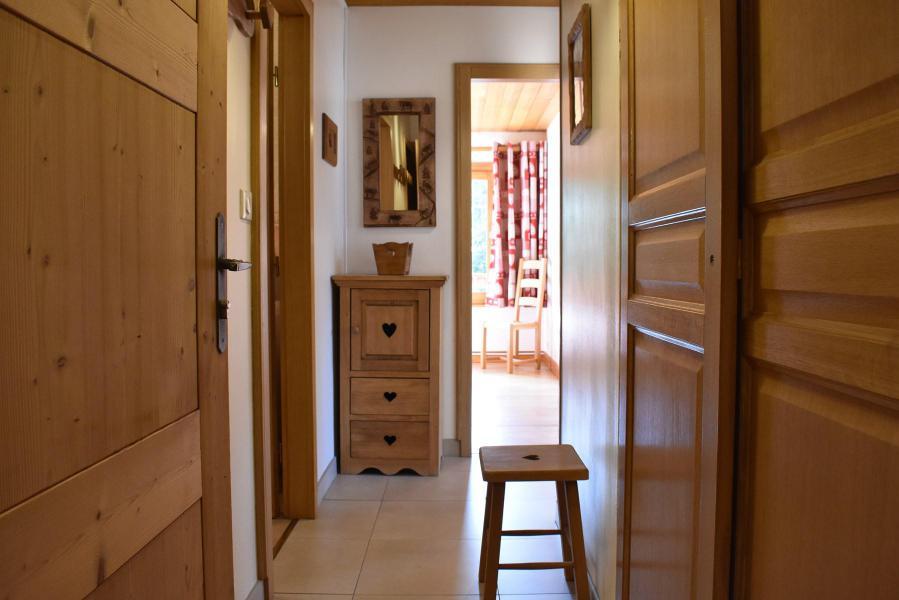 Location au ski Appartement 3 pièces 6 personnes (20) - Résidence la Forêt - Méribel - Couloir