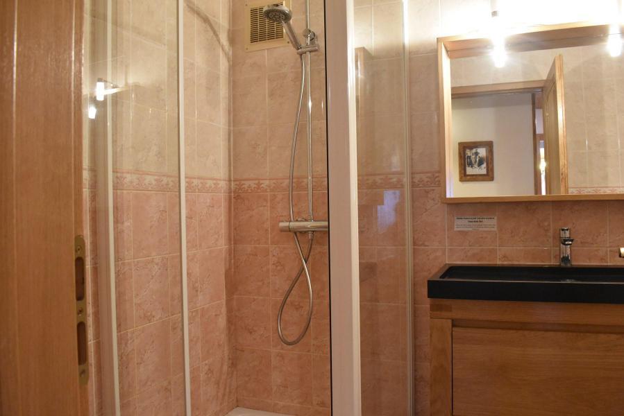 Location au ski Appartement 3 pièces 6 personnes (20) - Résidence la Forêt - Méribel - Salle de bains