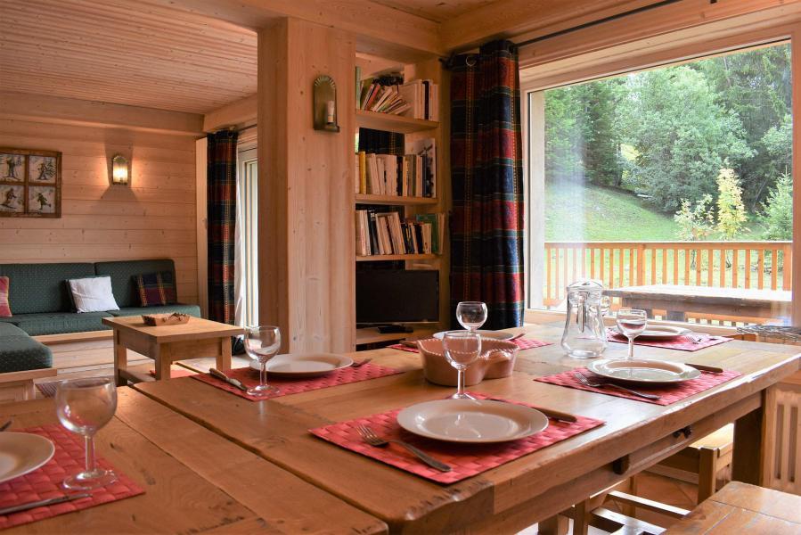 Location au ski Appartement 4 pièces 6 personnes (1B) - Résidence la Gelinotte - Méribel