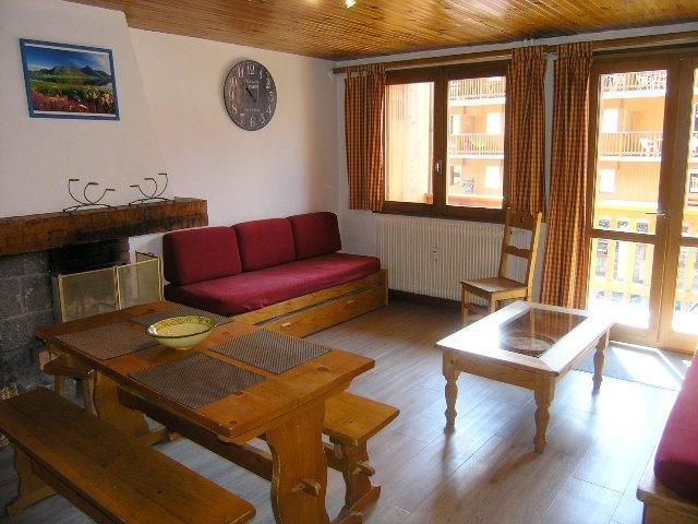 Location au ski Studio 5 personnes (A11) - Residence La Tougnete - Méribel