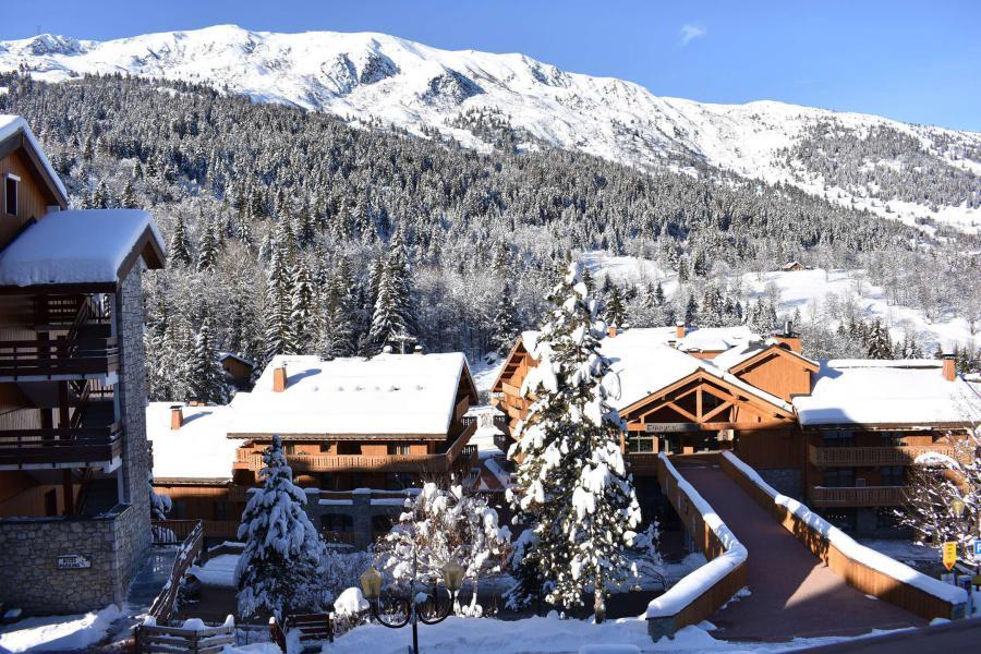 Alquiler al esquí Apartamento 4 piezas para 8 personas (4) - Résidence la Tougnète - Méribel