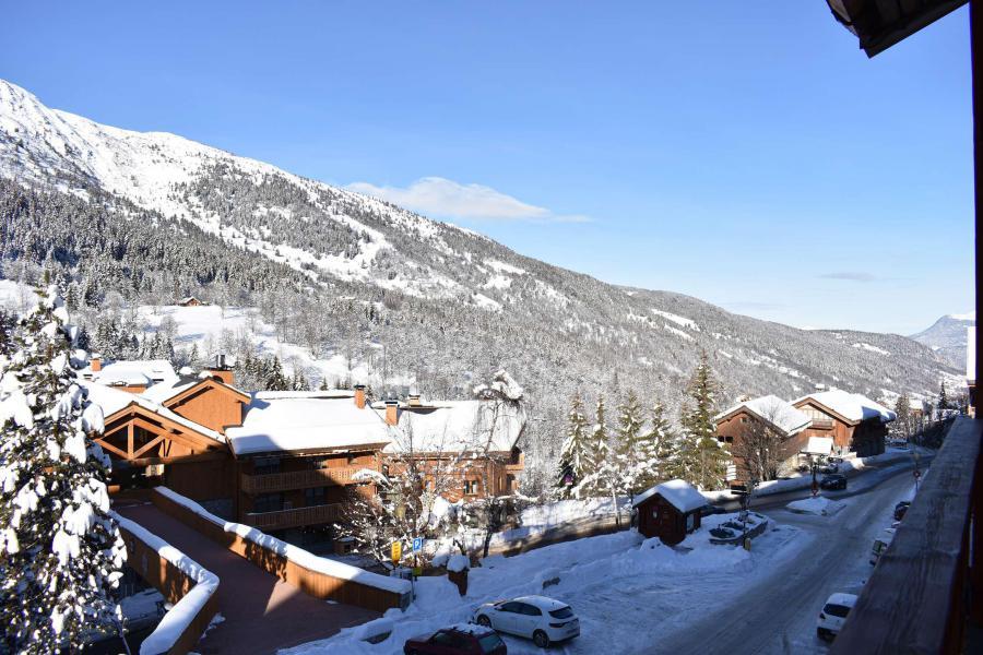Alquiler al esquí Estudio para 5 personas (A11) - Résidence la Tougnète - Méribel