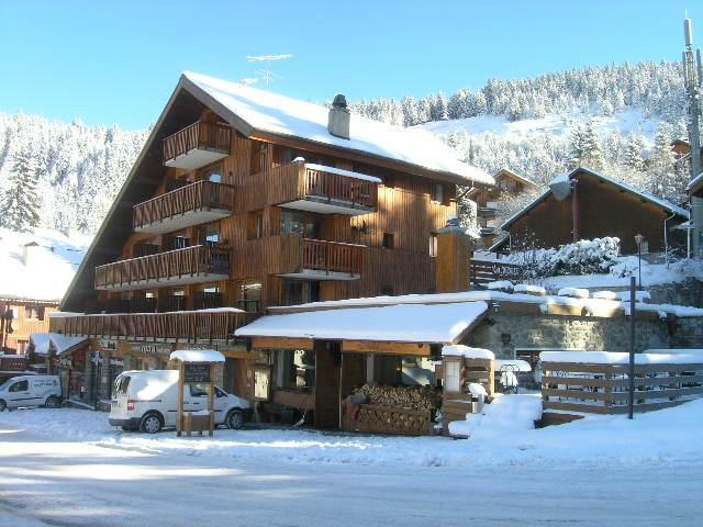 Location au ski Résidence la Vizelle - Méribel