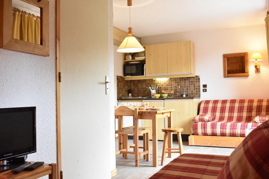 Alquiler al esquí Apartamento 2 piezas para 4 personas (B2) - Résidence la Vizelle - Méribel - Apartamento
