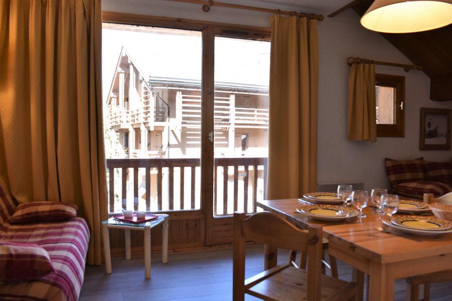 Location au ski Appartement 2 pièces 4 personnes (B2) - Résidence la Vizelle - Méribel - Appartement