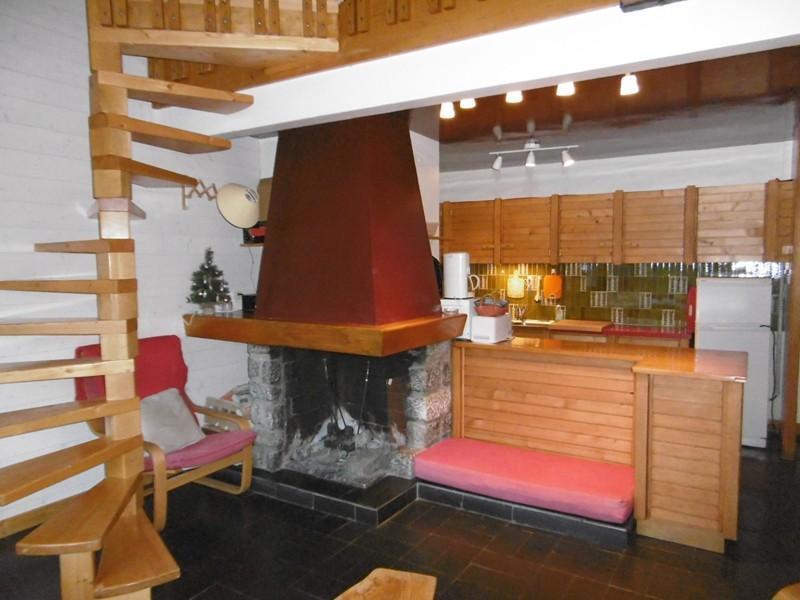 Location au ski Appartement 3 pièces 9 personnes (87) - Residence Lac Noir - Méribel - Cuisine